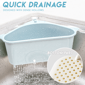 Triangle Sink Drain Shelf (Bundle of 5 UNITS)