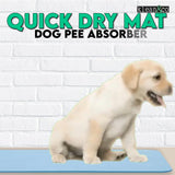 Quick Dry Mat Dog Pee Absorber