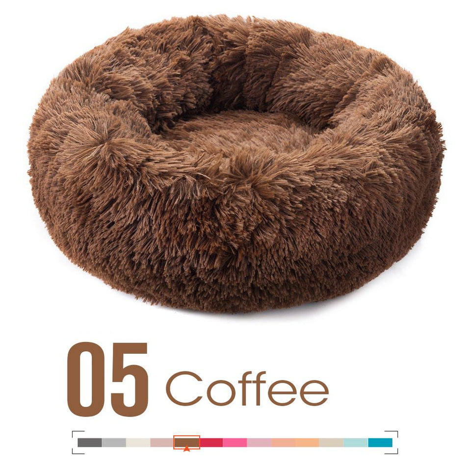 Fluffy Comfort Pet Bed (50% OFF Bundle of 2 BEDS)