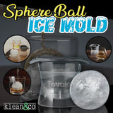 SILICONE SPHERE BALL ICE MOLD