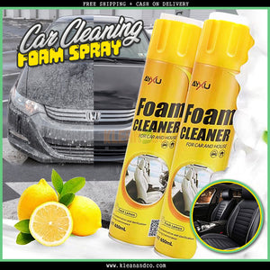 Car Cleaning Foam Spray
