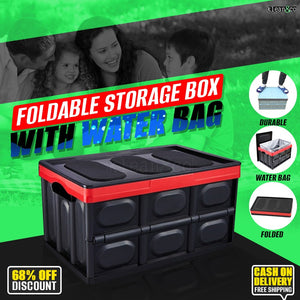 Foldable Storage Box 30 Liters
