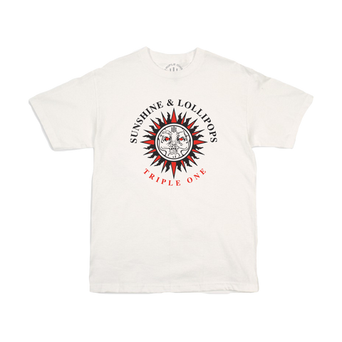 SUNSHINE T-SHIRT (WHITE)