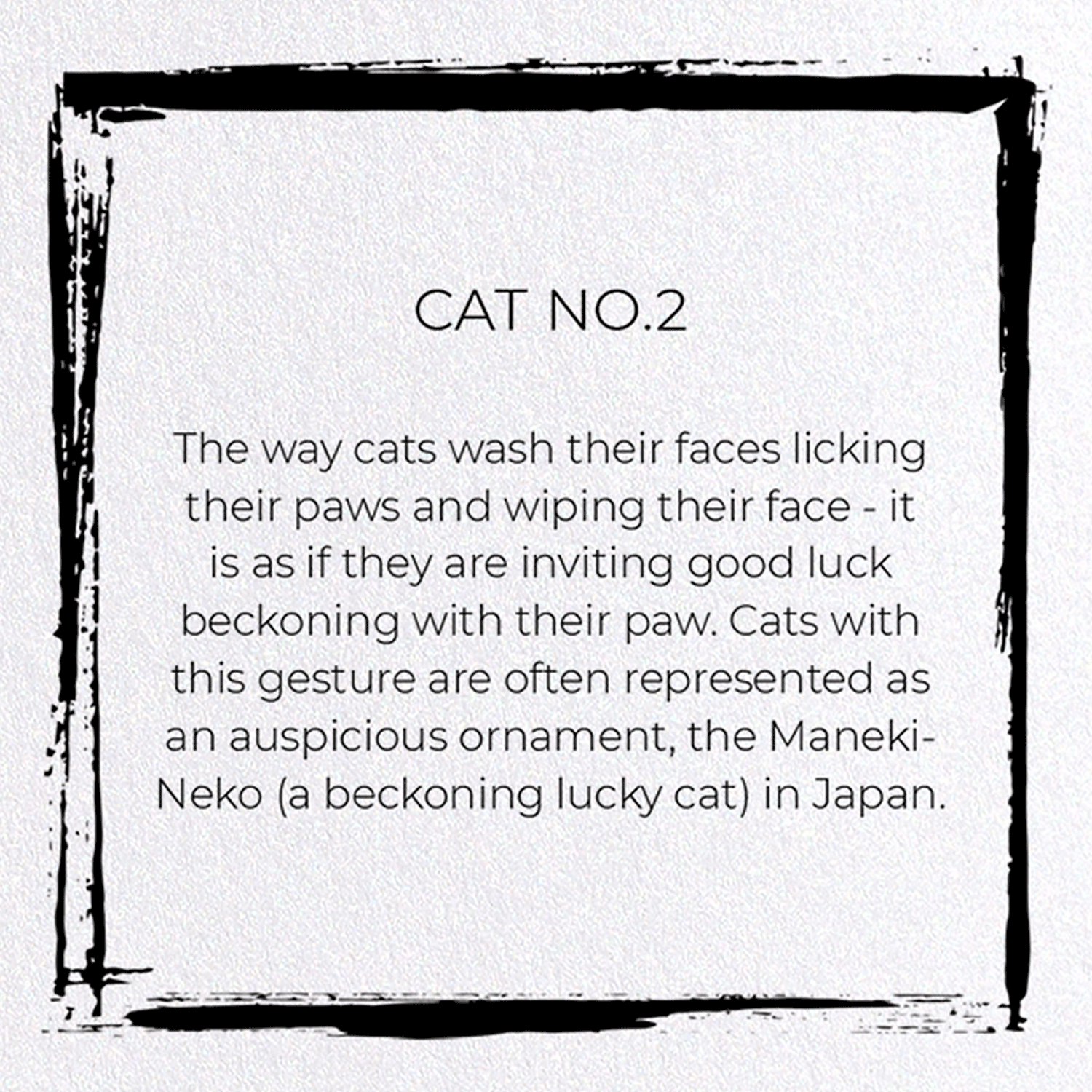 CAT NO.2: 8xCards