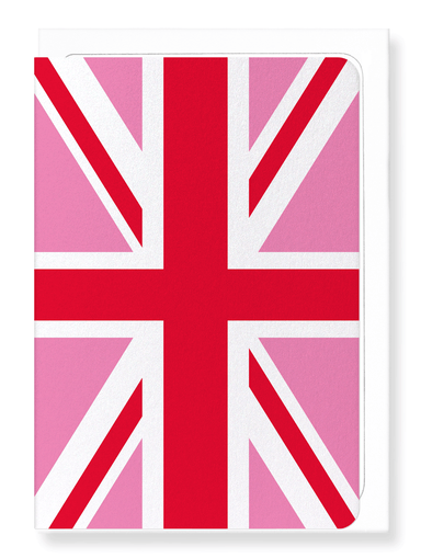 Ezen Designs - Pink jack - Greeting Card - Front
