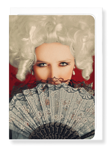 Ezen Designs - Lavish and lush - Greeting Card - Front