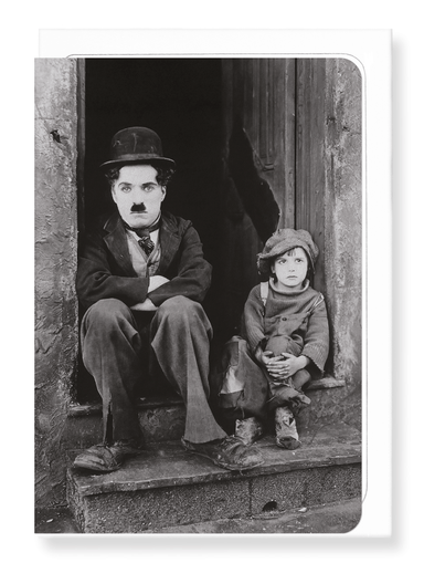 Ezen Designs - The Kid (1921) No.1 - Greeting Card - Front