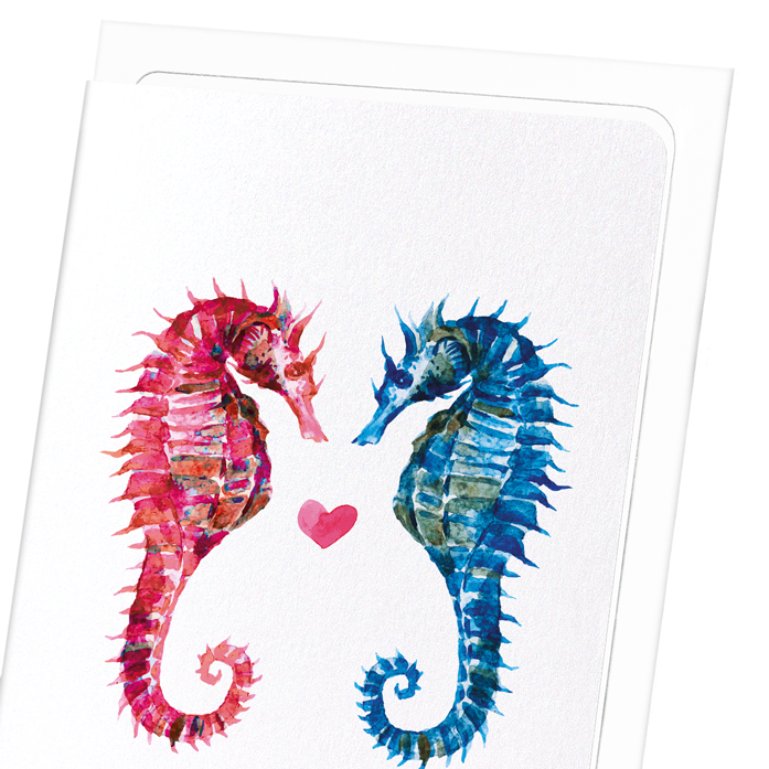 SEAHORSES: 8xCards