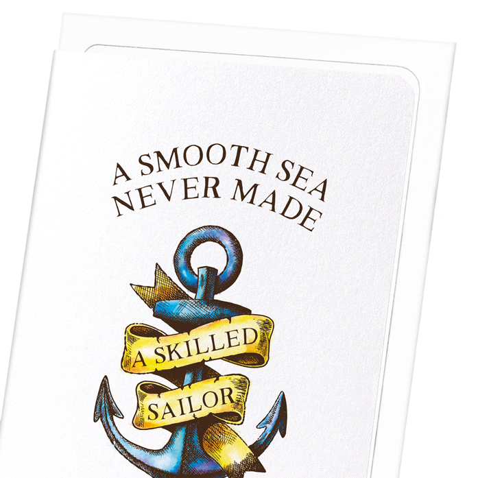 SKILLED SAILOR: 8xCards