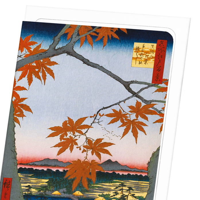 MAPLE LEAVES AT MAMA: 8xCards