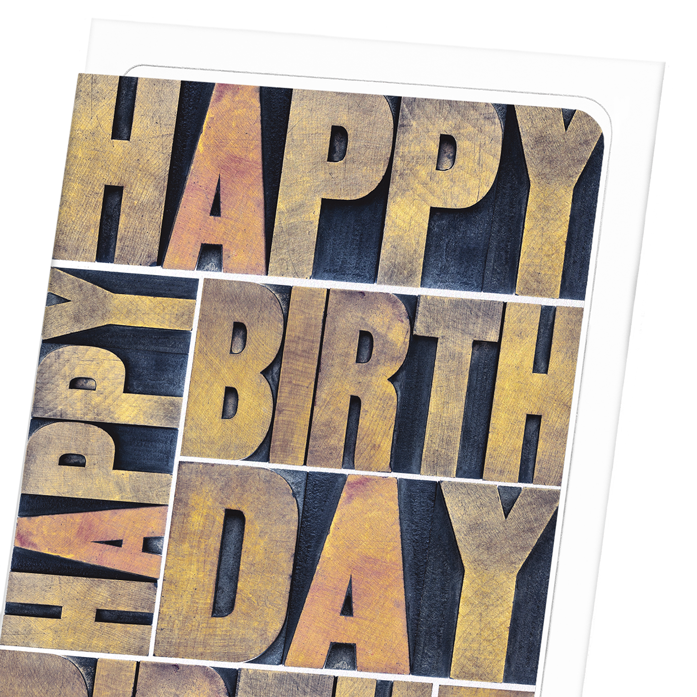 BIRTHDAY BEST WISHES: 8xCards