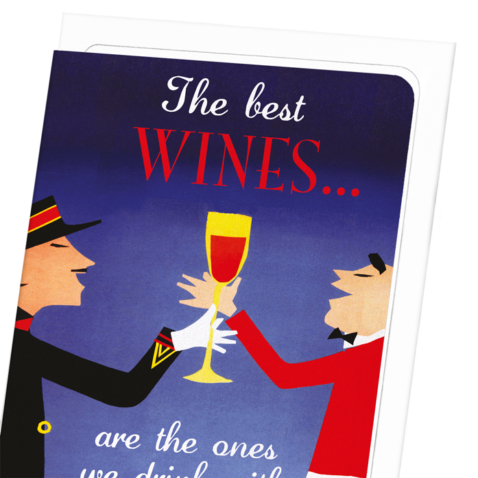 WINE WITH FRIENDS: 8xCards