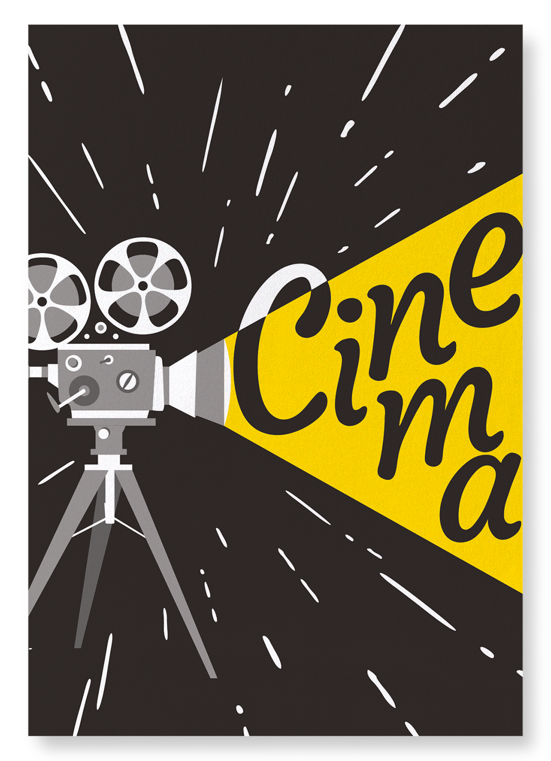 CINEMA IN PRINT: 2xPrints