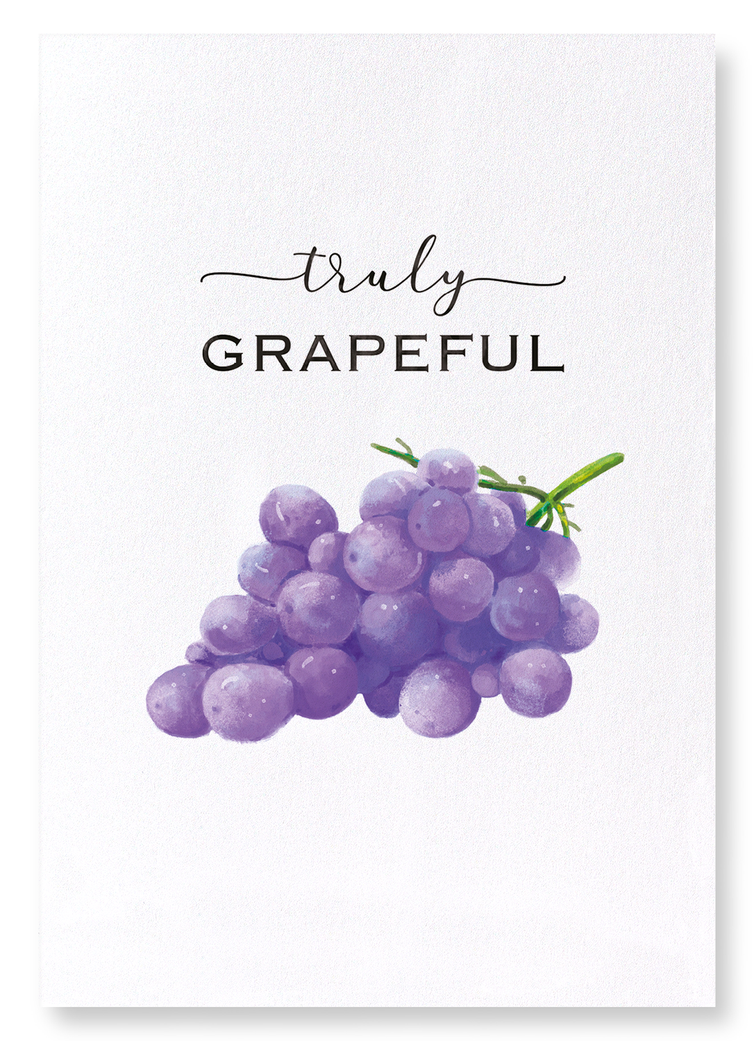 TRULY GRAPEFUL: 2xPrints