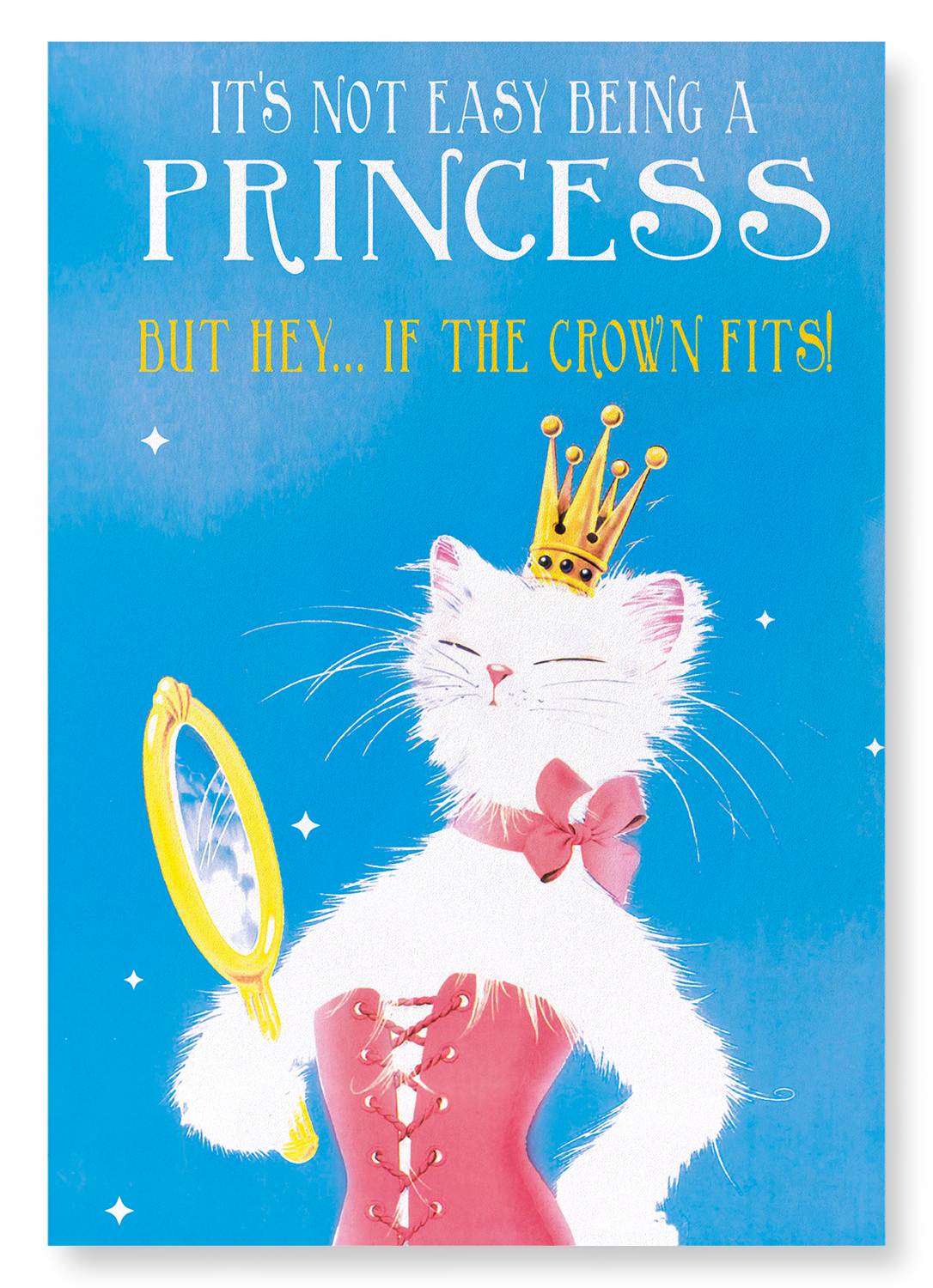 PRINCESS CAT: 2xPrints