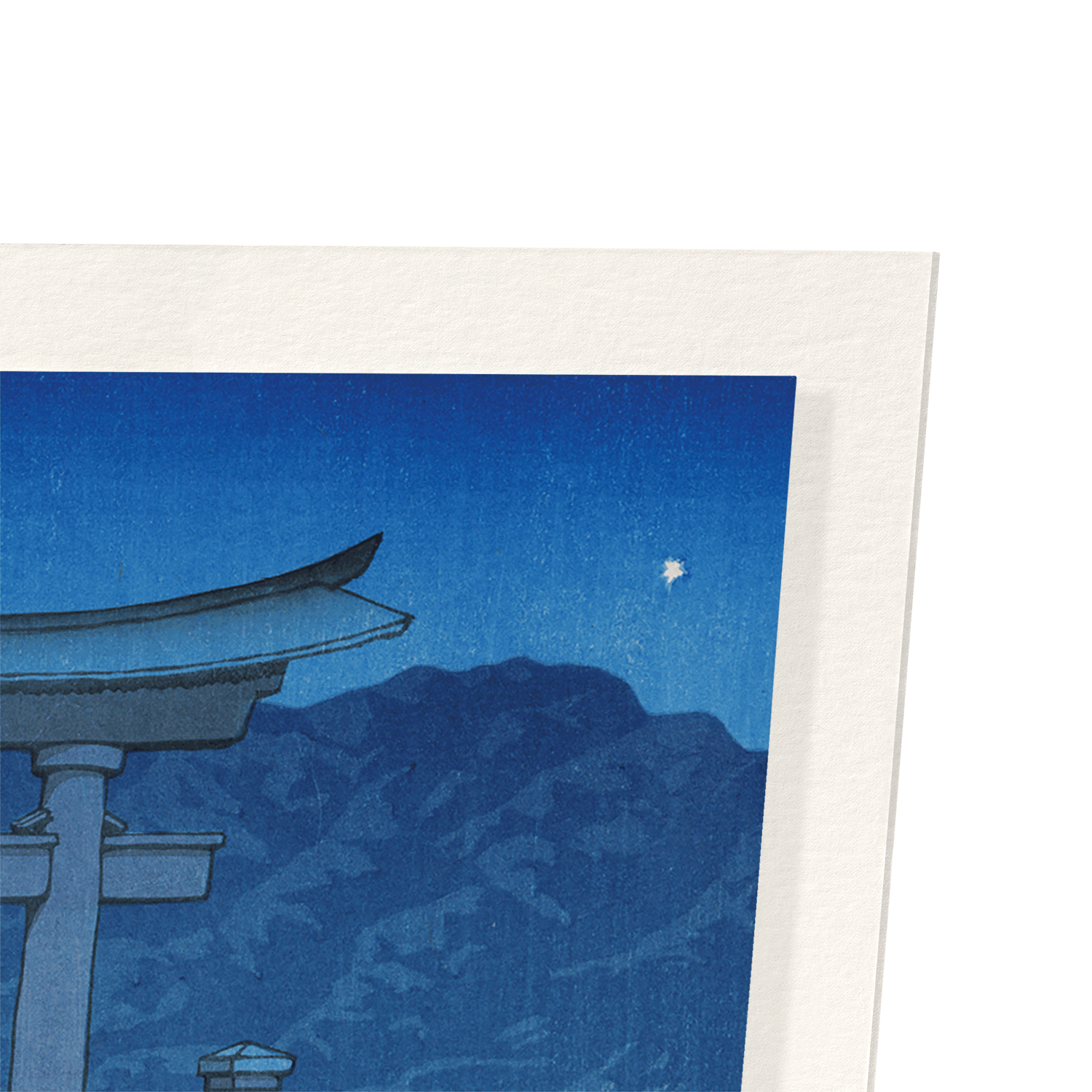 STARRY NIGHT OF MIYAJIMA: 2xPrints