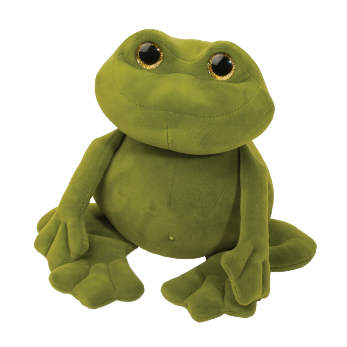 Hopscotch Macaroon Frog