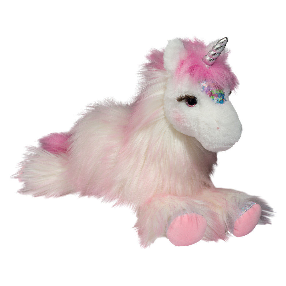 Zuri Unicorn Fur Fuzzle