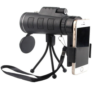 Waterproof 40x60 HD Monocular Phone Attachment®