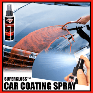 Unstoppable Car Coating Spray