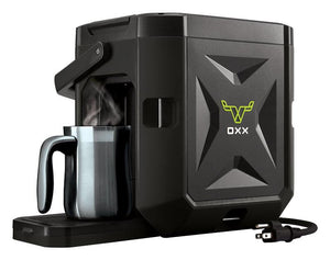 OXX  CoffeeBoxx  85 oz. Black  Coffee Maker
