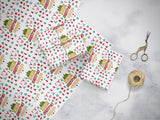 Christmas Wrapping Paper - Name - cpkdigital