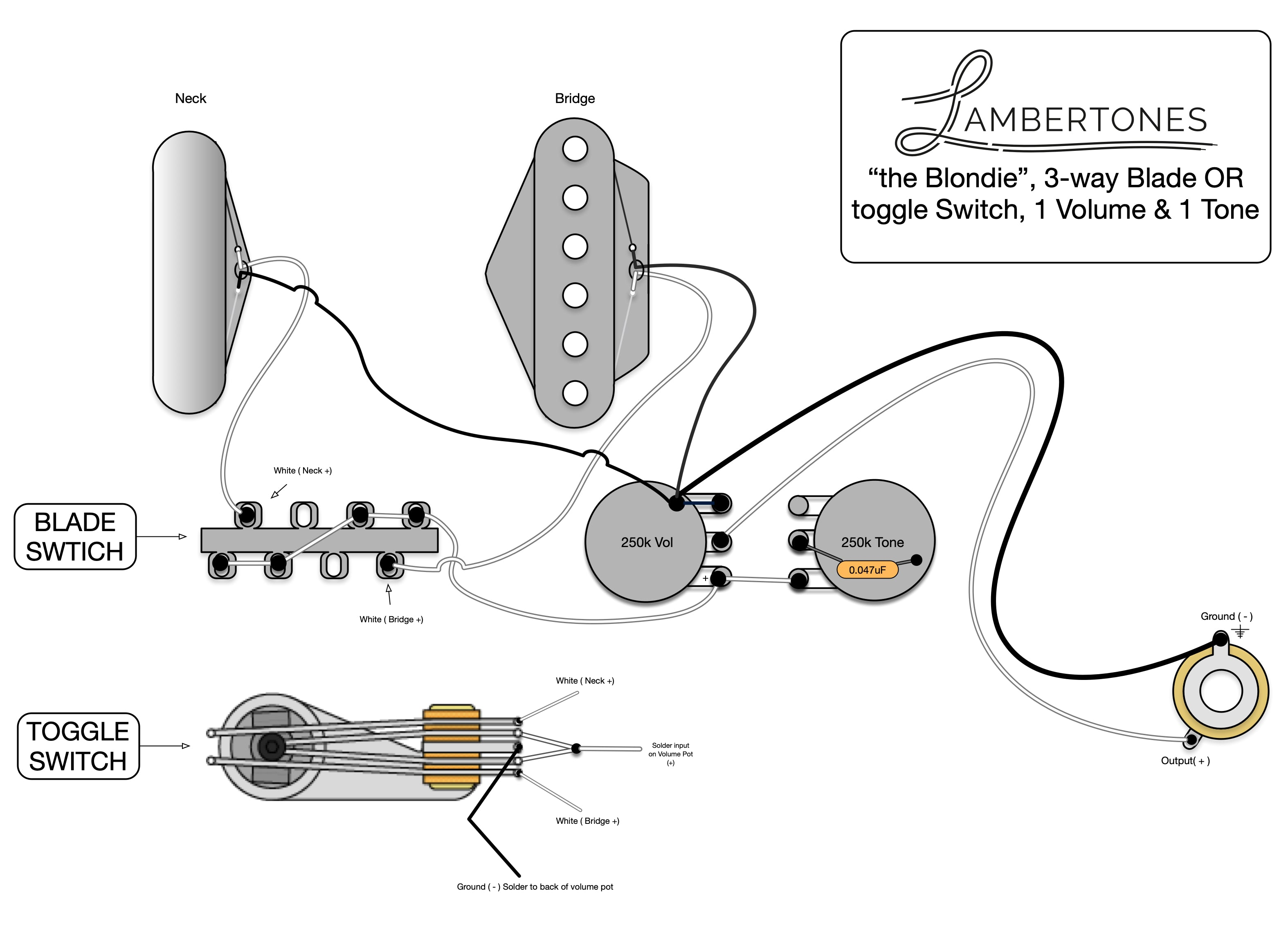 Telecaster Humbucker Wiring Diagram from cdn.shopify.com