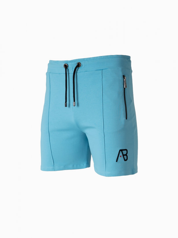 Flag Shorts | River Blue