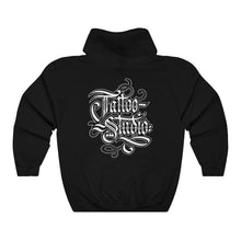 Load image into Gallery viewer, Tattoo Studio Hand-Letter Hoodie