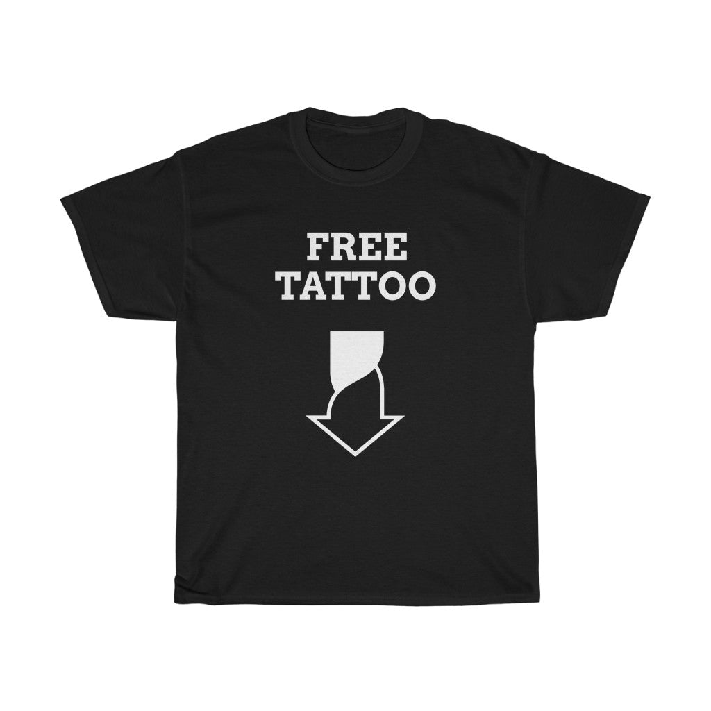 FREE TATTOO T-Shirt