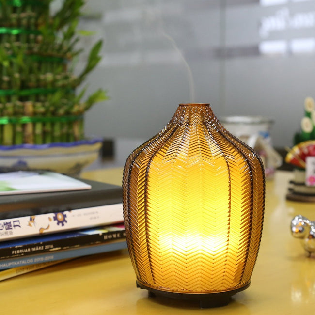 Light Omitting Diffuser (Yellow)
