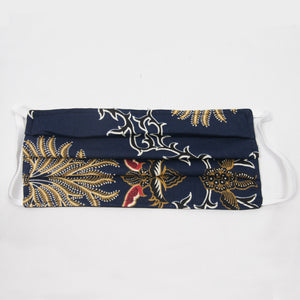 Batik Cloth Mask - Paddy Thorn