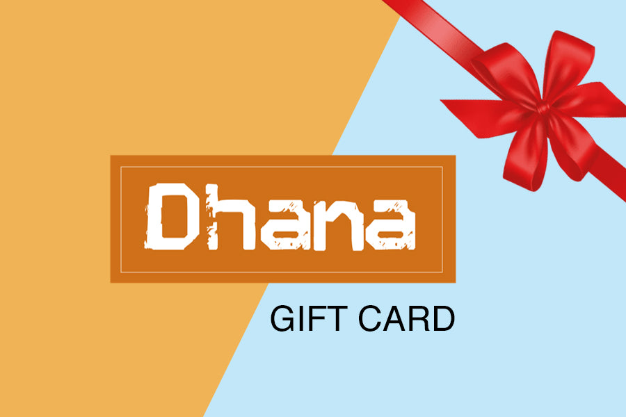 Dhana Masks Gift Card
