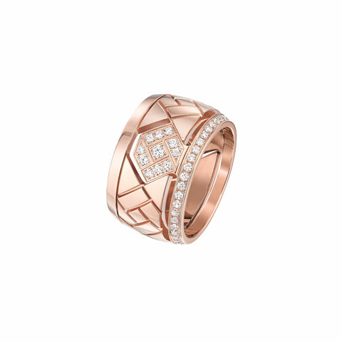 The Grafik Large Model Diamond Ring