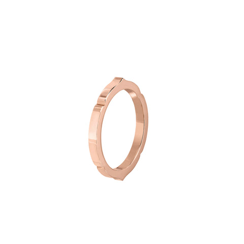 Aura - Rose Gold Ring