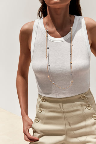 Luce Necklaces - layering Jewelry