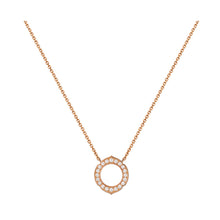 Load image into Gallery viewer, Aura - Rose Gold Diamond Pendant