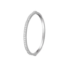 Load image into Gallery viewer, Aura - White Gold Diamond Bracelet