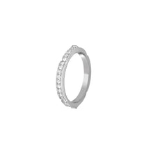 Load image into Gallery viewer, Aura - White Gold Diamond Ring