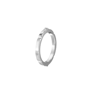 Aura - White Gold Ring