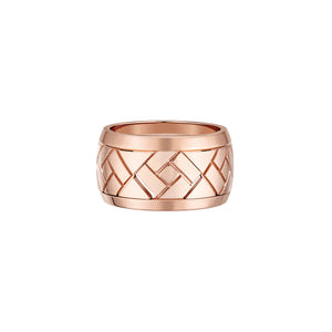 Grafik - Rose Gold Ring Large Model