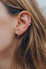 Load image into Gallery viewer, Aura - White Gold Ear Cuff