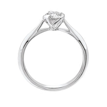 Load image into Gallery viewer, I Do - White Gold Diamond Solitaire 0.50ct