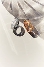 Load image into Gallery viewer, Grafik - Rose Gold Ring  Xs