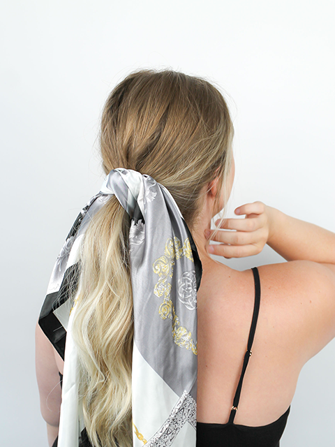 Luxe Hair Scarf