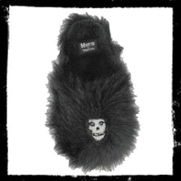 Draven Misfits Nightmare Slippers In Black