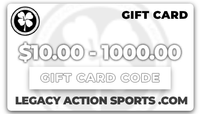 LegacyActionSports.com Gift Card