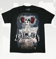 Sullen Porcelain Men's T-Shirt In Black