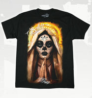 Sullen Pray Men's T-Shirt In Black