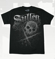 Sullen Roots Badge Men's T-Shirt In Black